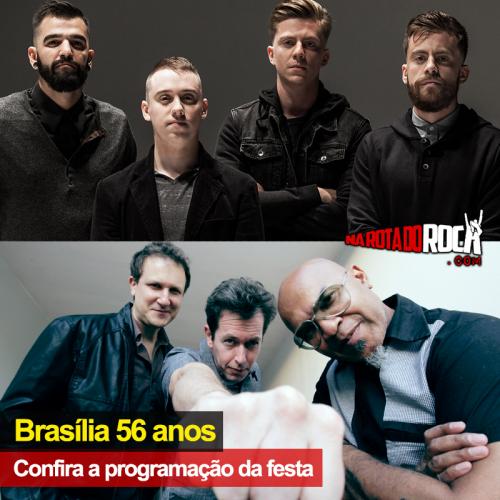 Brasilia 56 anos