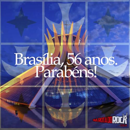 Brasilia 56 anos (homenagem)