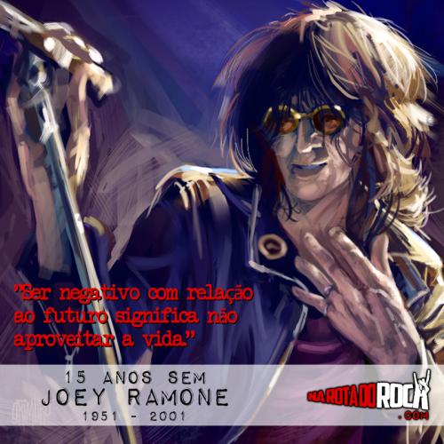 #Rip Joey Ramone